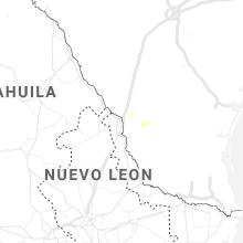 Regional Hail Map for Laredo, TX - Wednesday, October 13, 2021