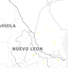 Regional Hail Map for Laredo, TX - Friday, October 22, 2021