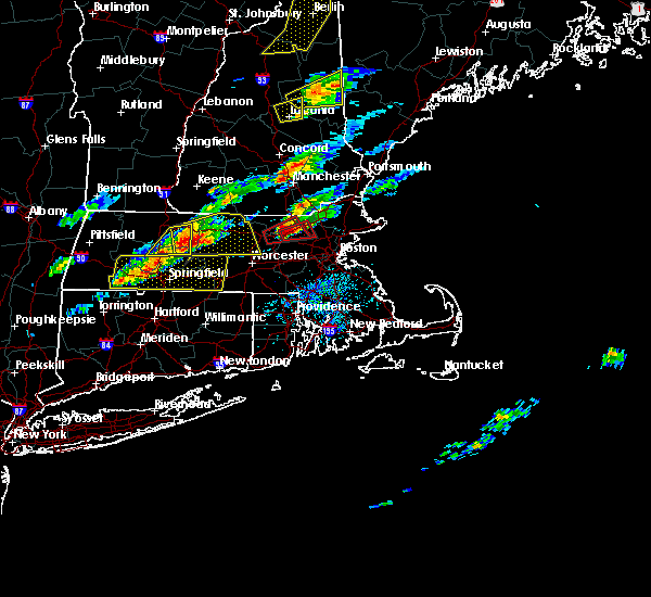 Radar Image for Severe Thunderstorms near Raymond, NH at 8/4/2015 2:33 PM EDT