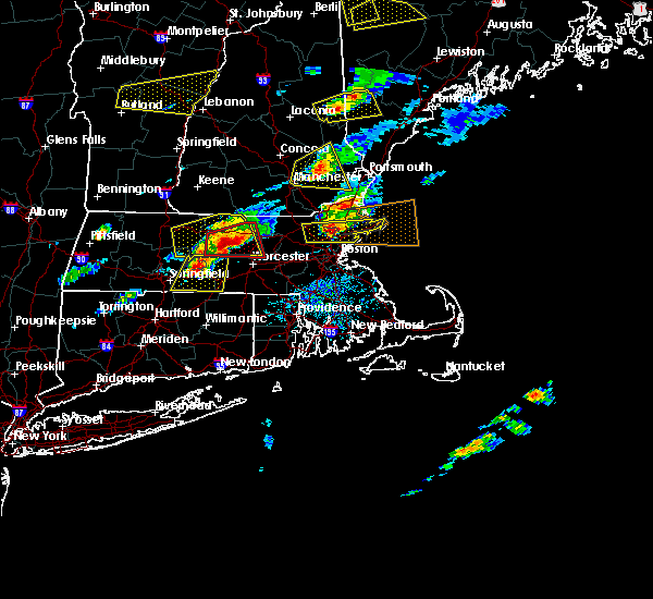 Radar Image for Severe Thunderstorms near Wilbraham, MA at 8/4/2015 3:03 PM EDT