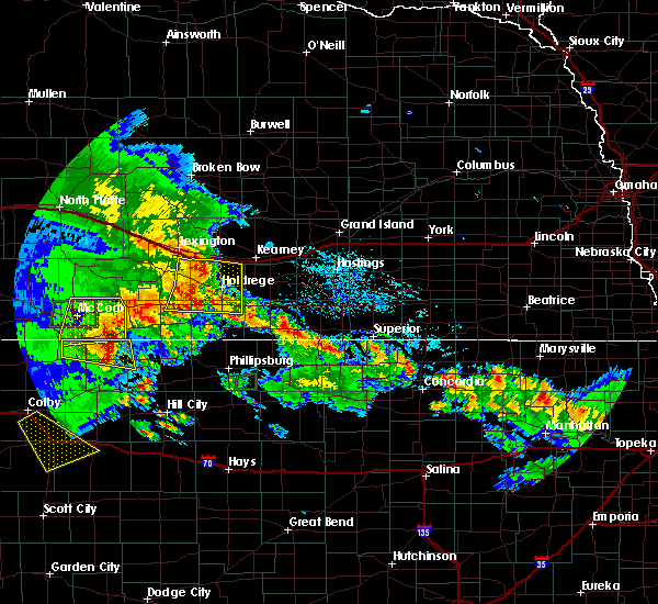 Radar Image for Severe Thunderstorms near Funk, NE at 8/4/2015 4:04 PM CDT