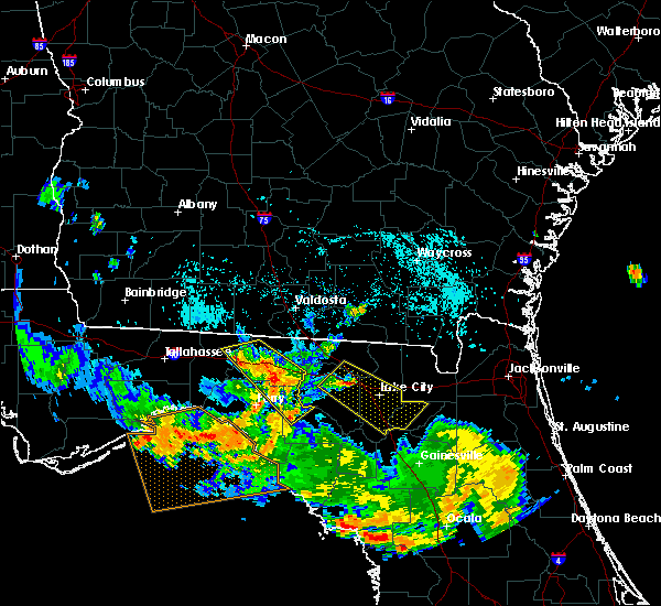 Radar Image for Severe Thunderstorms near Day, FL at 8/7/2015 7:59 PM EDT