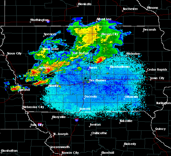 Radar Image for Severe Thunderstorms near Arcadia, IA at 8/9/2015 11:23 PM CDT