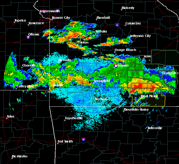 Radar Image for Severe Thunderstorms near Thomasville, MO at 8/10/2015 4:59 AM CDT