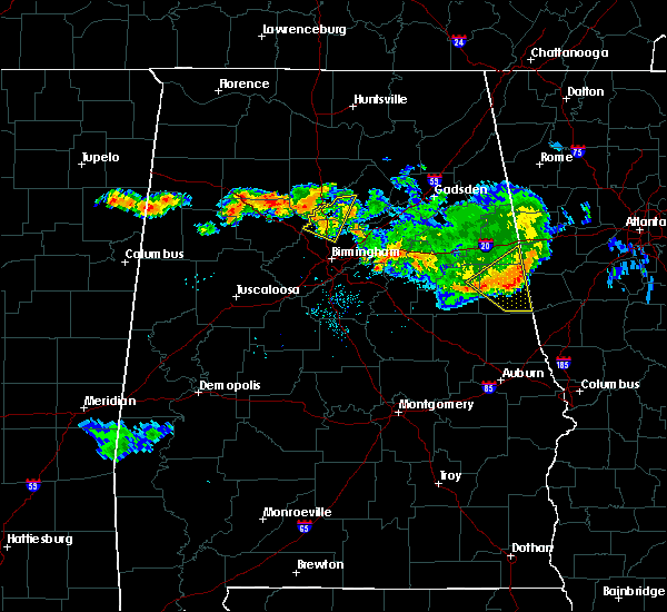 Radar Image for Severe Thunderstorms near Hayden, AL at 8/10/2015 7:28 PM CDT