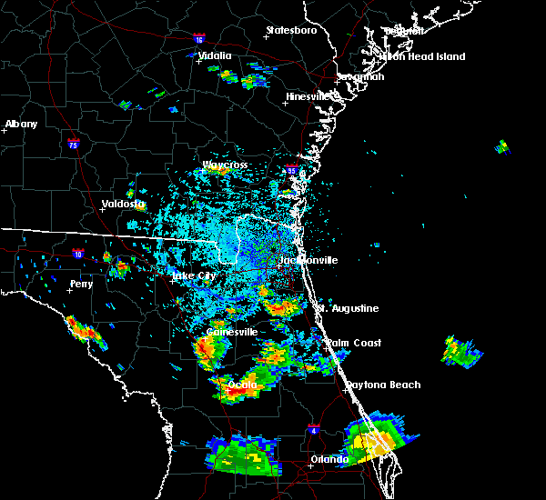Radar Image for Severe Thunderstorms near Asbury Lake, FL at 8/13/2015 3:26 PM EDT