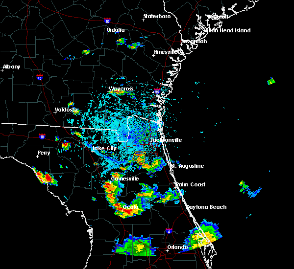 Radar Image for Severe Thunderstorms near Asbury Lake, FL at 8/13/2015 3:36 PM EDT