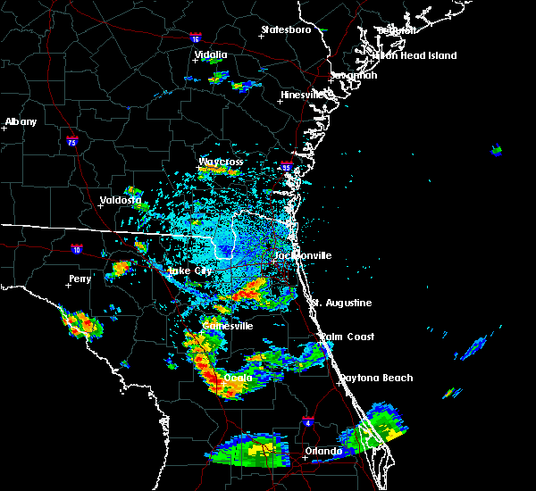 Radar Image for Severe Thunderstorms near Asbury Lake, FL at 8/13/2015 3:50 PM EDT