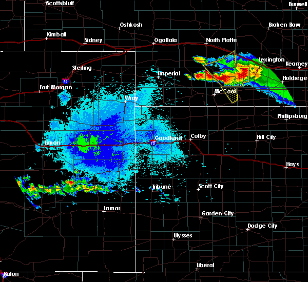 Radar Image for Severe Thunderstorms near Indianola, NE at 8/13/2015 10:12 PM CDT