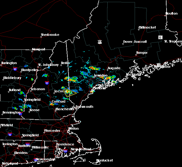 Radar Image for Severe Thunderstorms near Wiscasset, ME at 9/3/2015 2:35 PM EDT