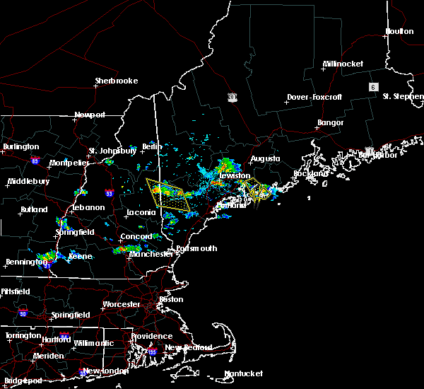 Radar Image for Severe Thunderstorms near Wiscasset, ME at 9/3/2015 3:08 PM EDT