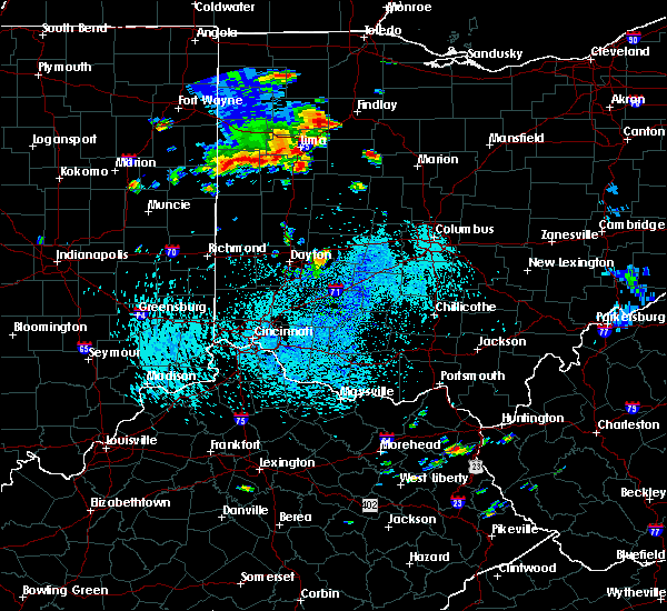 Radar Image for Severe Thunderstorms near Uniopolis, OH at 9/4/2015 2:30 PM EDT