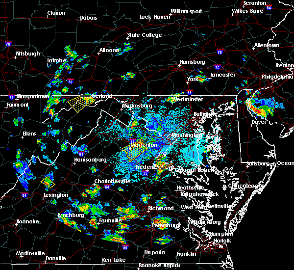 Radar Image for Severe Thunderstorms near La Vale, MD at 9/4/2015 2:51 PM EDT
