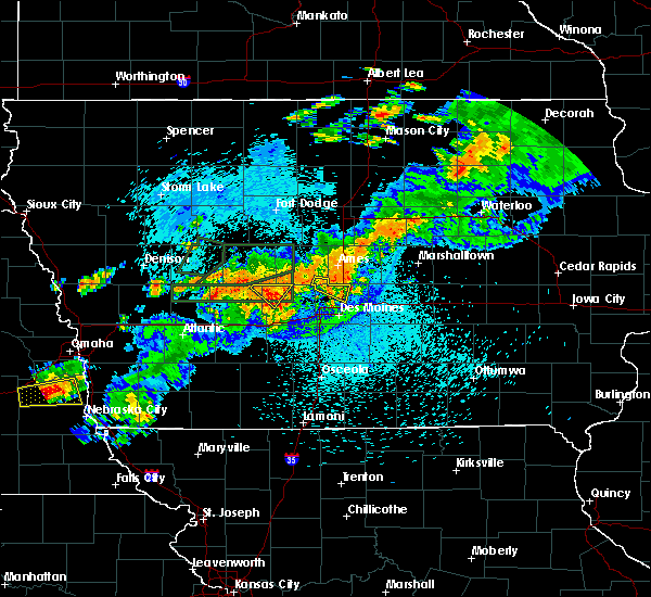 Radar Image for Severe Thunderstorms near Polk City, IA at 9/6/2015 9:36 PM CDT