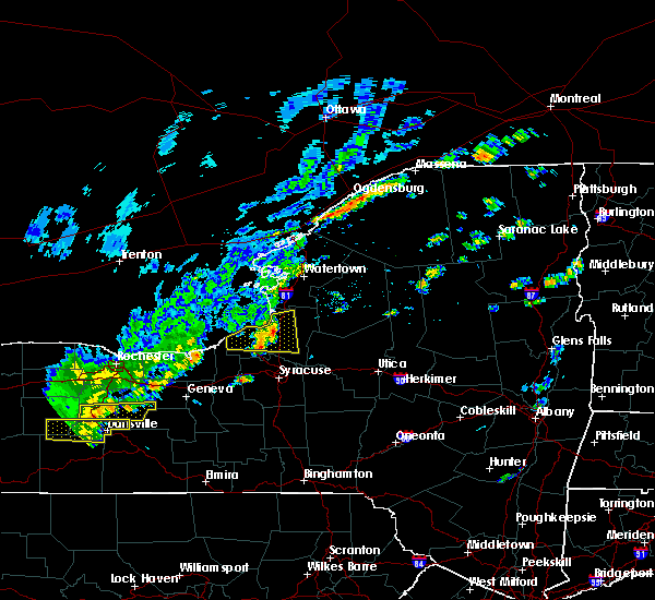 Radar Image for Severe Thunderstorms near Brewerton, NY at 9/9/2015 12:47 PM EDT