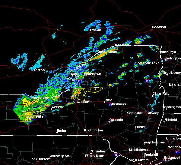 Radar Image for Severe Thunderstorms near Brewerton, NY at 9/9/2015 12:56 PM EDT