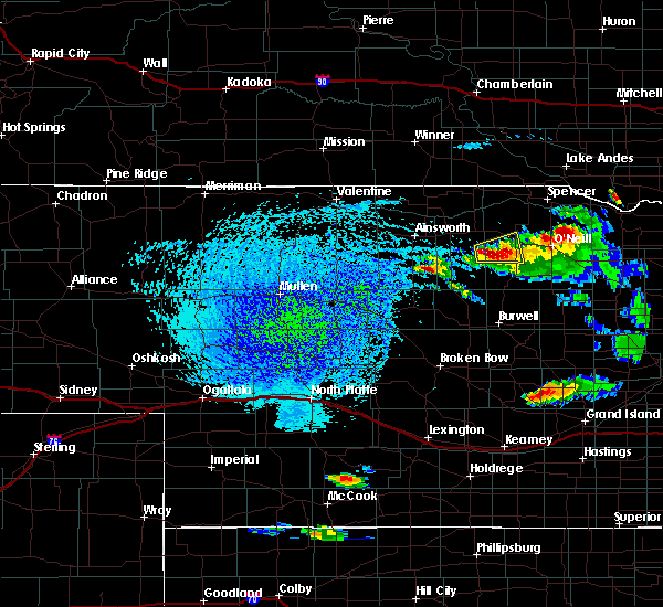 Radar Image for Severe Thunderstorms near Atkinson, NE at 9/9/2015 3:09 PM CDT