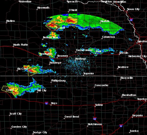 Radar Image for Severe Thunderstorms near Wilsonville, NE at 9/9/2015 5:10 PM CDT