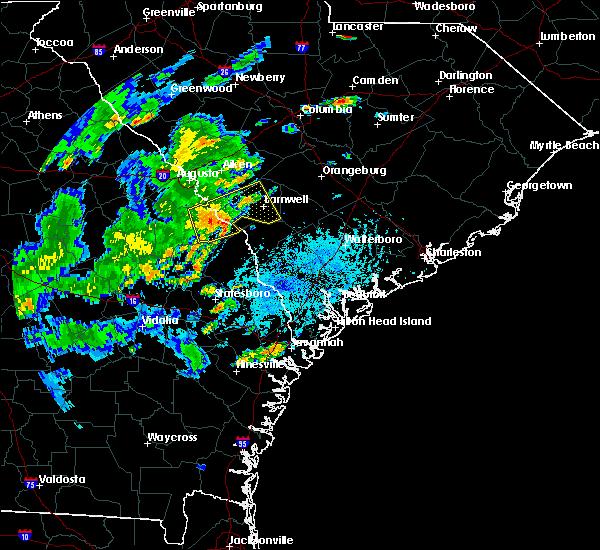 Radar Image for Severe Thunderstorms near Girard, GA at 9/10/2015 5:41 PM EDT