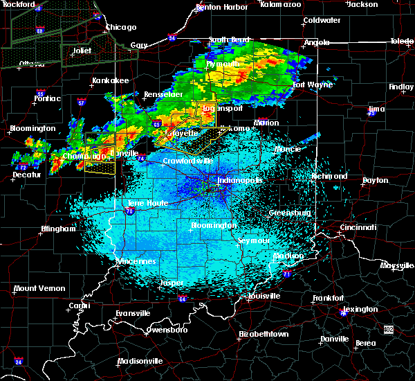 Radar Image for Severe Thunderstorms near Belgium, IL at 9/18/2015 10:05 PM CDT