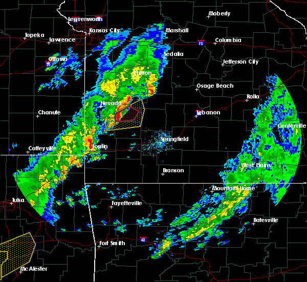Radar Image for Severe Thunderstorms near Jerico Springs, MO at 11/5/2015 3:24 PM CST