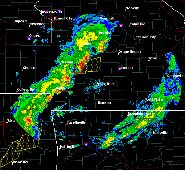 Radar Image for Severe Thunderstorms near Umber View Heights, MO at 11/5/2015 3:44 PM CST