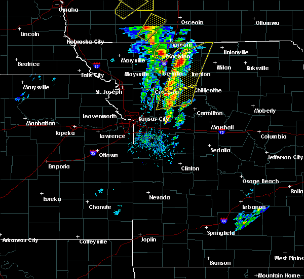 Radar Image for Severe Thunderstorms near Osgood, MO at 11/11/2015 2:21 PM CST