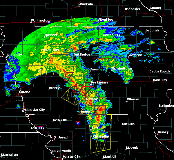 Radar Image for Severe Thunderstorms near Cumming, IA at 11/11/2015 3:07 PM CST