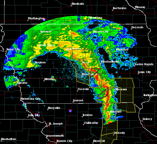 Radar Image for Severe Thunderstorms near Blakesburg, IA at 11/11/2015 3:57 PM CST