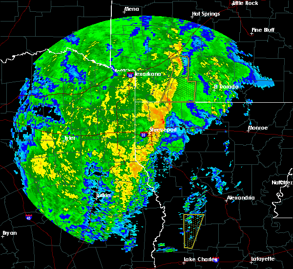Radar Image for Severe Thunderstorms near Prescott, AR at 11/17/2015 11:27 AM CST