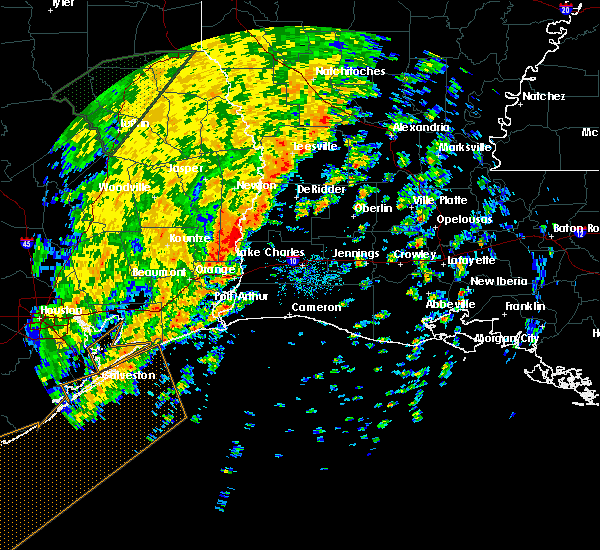 Radar Image for Severe Thunderstorms near Oretta, LA at 11/17/2015 2:29 PM CST