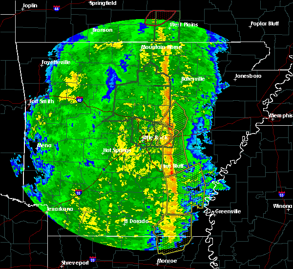 Radar Image for Severe Thunderstorms near Allport, AR at 11/17/2015 3:19 PM CST