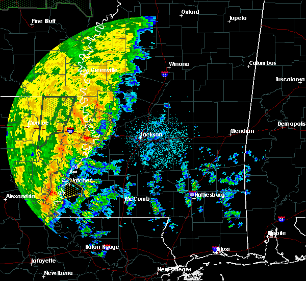 Radar Image for Severe Thunderstorms near Beechwood, MS at 11/17/2015 7:21 PM CST
