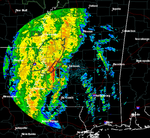 Radar Image for Severe Thunderstorms near Beechwood, MS at 11/17/2015 9:30 PM CST
