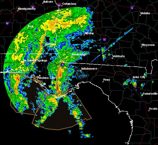 Radar Image for Severe Thunderstorms near Carrabelle, FL at 11/18/2015 5:09 PM EST