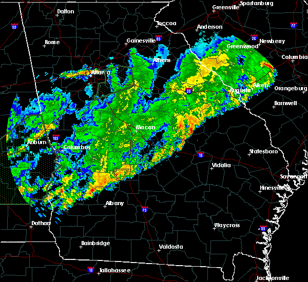 Radar Image for Severe Thunderstorms near Lilly, GA at 12/24/2015 5:35 PM EST