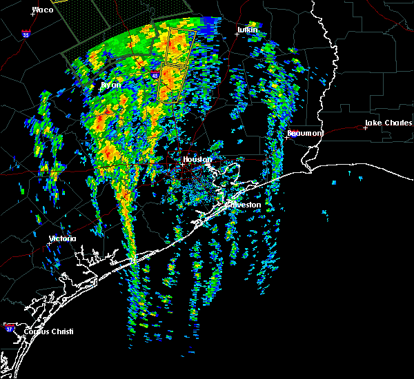 Radar Image for Severe Thunderstorms near Westwood Shores, TX at 12/27/2015 2:55 PM CST