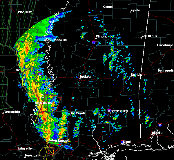Radar Image for Severe Thunderstorms near Roxie, MS at 12/28/2015 2:24 AM CST