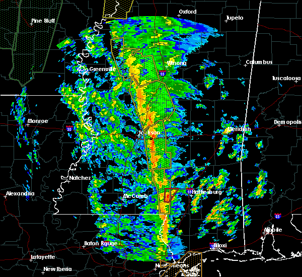 Radar Image for Severe Thunderstorms near Prentiss, MS at 12/28/2015 5:17 AM CST