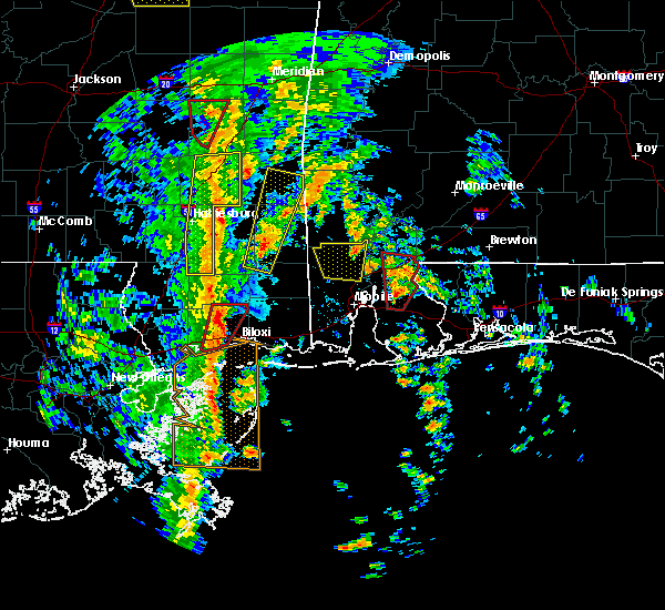 Radar Image for Severe Thunderstorms near Spanish Fort, AL at 12/28/2015 6:49 AM CST