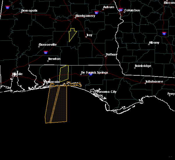 Radar Image for Severe Thunderstorms near Niceville, FL at 12/28/2015 1:16 PM CST