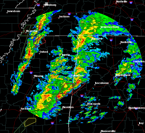 Radar Image for Severe Thunderstorms near Berry, AL at 2/2/2016 5:05 PM CST