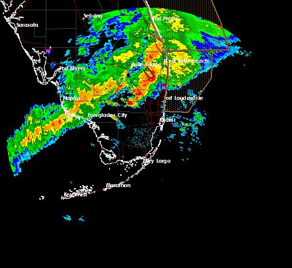 Local Doppler Radar West Palm Beach Florida