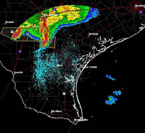 Interactive hail maps hail map for tilden tx radar image for severe thunderstorms near tilden tx at 2232016 1 publicscrutiny Choice Image