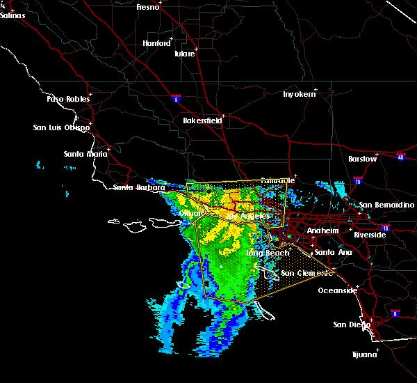 Agua Dulce California Map.Interactive Hail Maps Hail Map For Agua Dulce Ca
