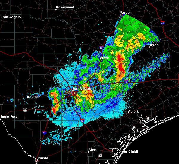 Interactive Hail Maps  Hail Map For Charlotte TX