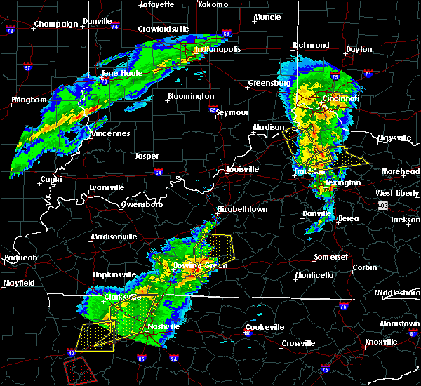 Radar Image for Severe Thunderstorms near Warsaw, KY at 3/31/2016 5:41 PM EDT