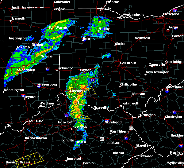 Radar Image for Severe Thunderstorms near Owensville, OH at 3/31/2016 5:56 PM EDT