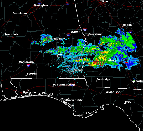 Radar Image for Severe Thunderstorms near Morgan, GA at 4/7/2016 3:04 AM EDT