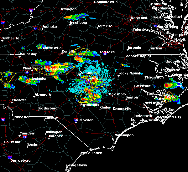 Radar Image for Severe Thunderstorms near Altamahaw, NC at 4/28/2016 6:04 PM EDT